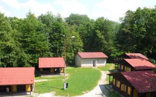 Camping en pension Liščí Mlýn