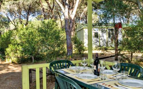 Camping Maremma - hytter, bungalower
