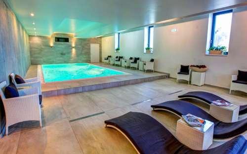 Kemp Marina Liptov - krytý bazén