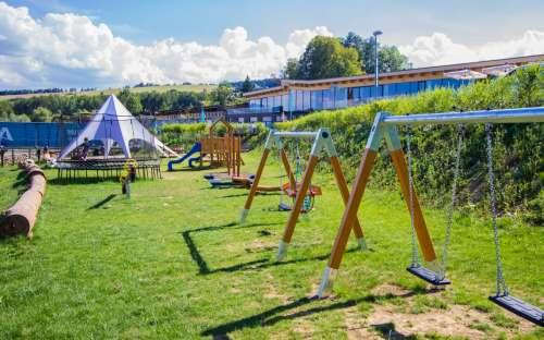 Camping Marina Liptov - speeltuin