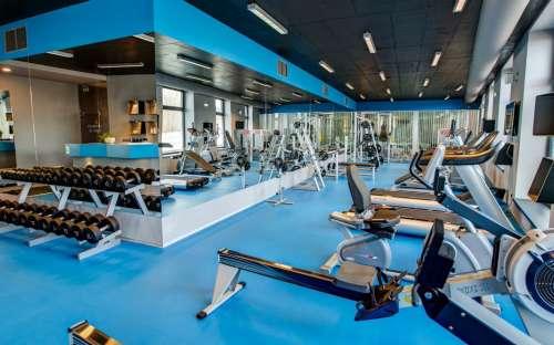 Kemp Marina Liptov - fitness