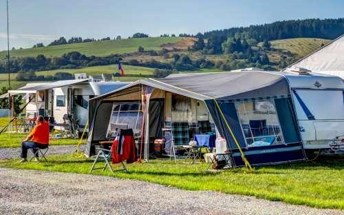 Camping Marina Liptov - camping