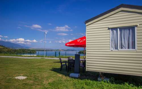 Kemp Marina Liptov - mobilní domy