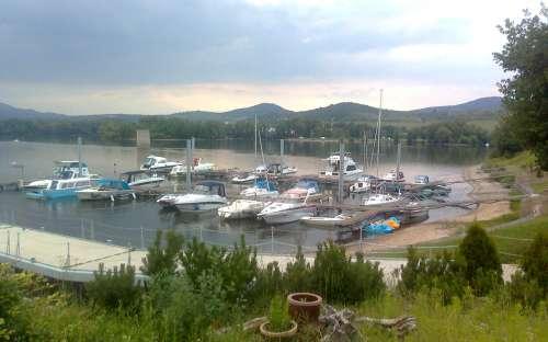 Camp Marina Píšťany - Žernosecké jezero