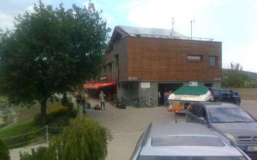 Camp Marina Píšťany - Bereich