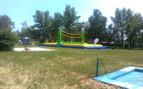 Camping Marina Labe - parco giochi