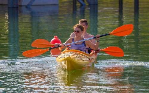 Camping Marina Liptov - location de kayak