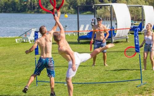 Camping Marina Liptov - sporten