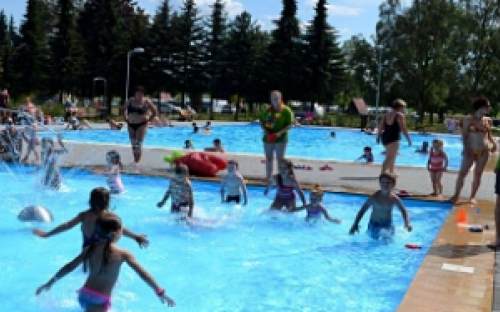 Camping Morava - Schwimmbad