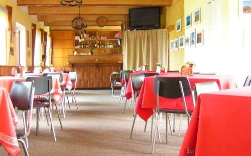 Camping Na Terasách - restaurant