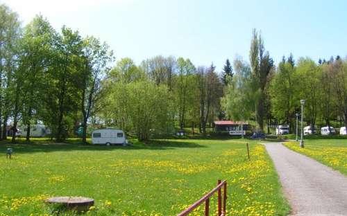 Camping Na Terasách - chalets
