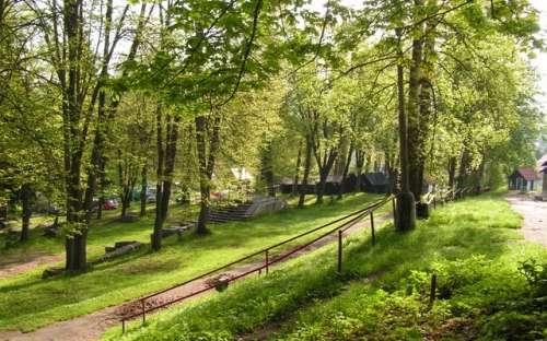 Camping Na Terasách - environs