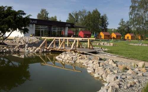 Pahrbek campeggio - parco giochi