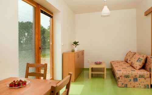 Campeggio Pahrbek - bungalow