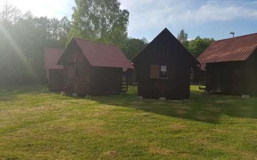 Camping Ploština - campus