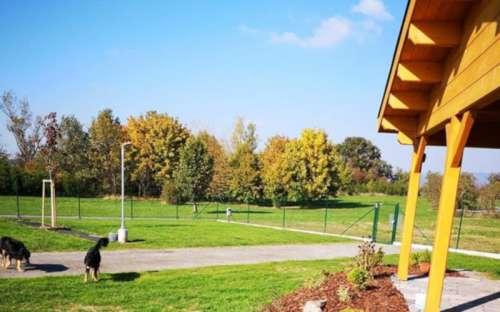 Resort Radslavice - areal