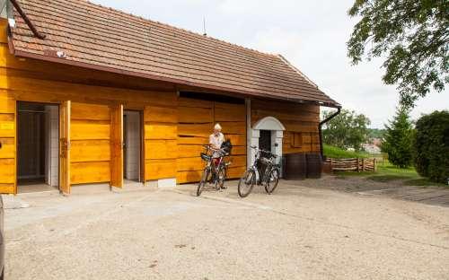 キャンプサンマルコ-自転車レンタル