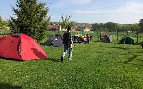 キャンプサンマルコ-キャンプ
