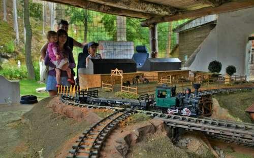 Camp Šiklův mlýn - attractions