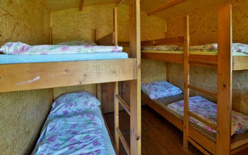 Camping Šiklův mlýn - chalets