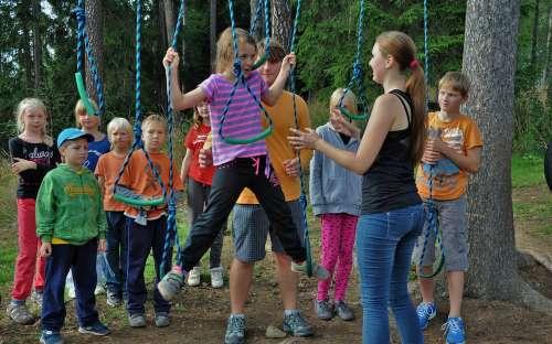 Kemp Šiklův mlýn - dětské tábory