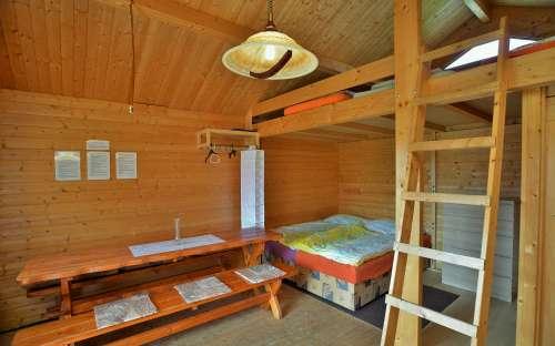Camp Šiklův mlýn - apartment log cabins