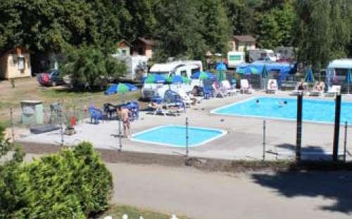 Camping Sokol Praga - basen