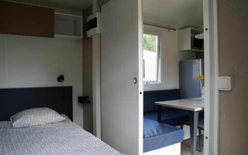 Camping Sokol Praha - mobilheimy