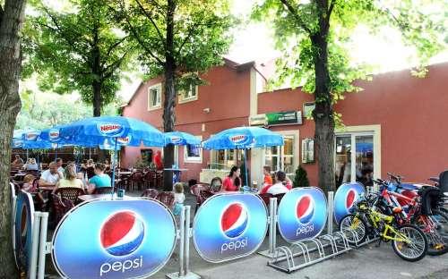 Camping Sokol Praha - restauracja