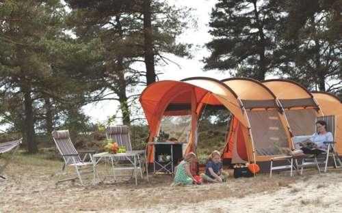 Camp Strážnice - tenten
