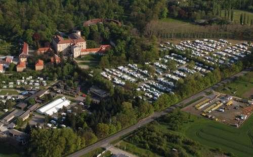 Camping Strážnice - campus