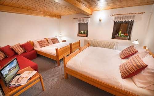 Campingplatz und Gästehaus in der Nähe von Mauritz - Zimmer