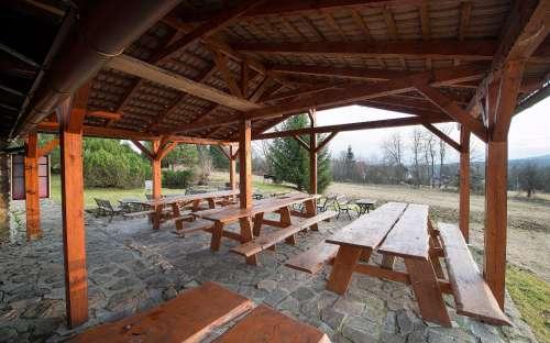 Camping und Gästehaus im Mauritz - Restaurant