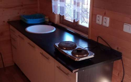 Autocamping Making - cottage-interieur