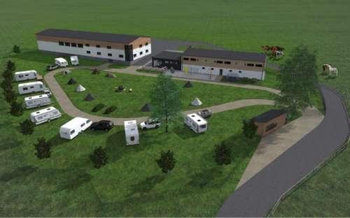 Camping und Erholungsort Ydykseb - Beskydy