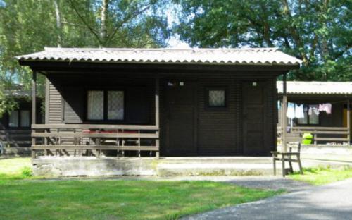 Camping Žandov - chalets
