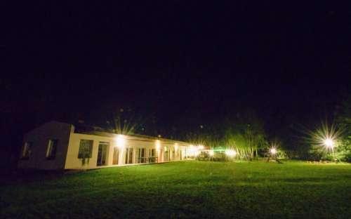 Campus 's nachts