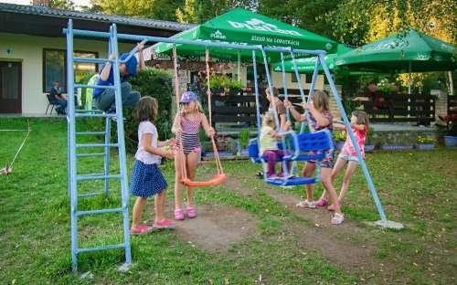 Camping voor kinderen