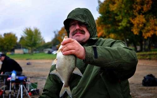 Camp Keramika - Hracholusky - fishing