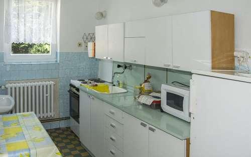 Kuchyně Dvoulůžkové pokoje