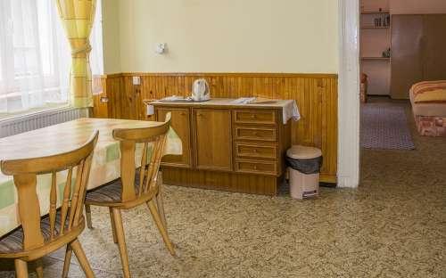 Dvoulůžkov apartmán