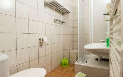 Koupelna - Dobrá chata