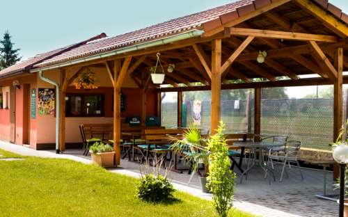 宿泊施設アマルカ-ボヘミア南部、トシェボッチ