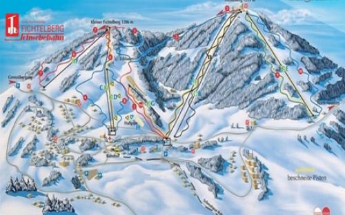 Lyžařské středisko Altenberg
