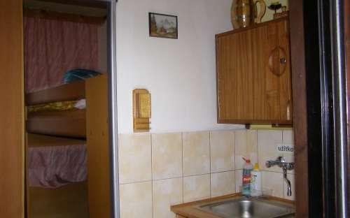 Chaty Malý Ratmírov - interiér