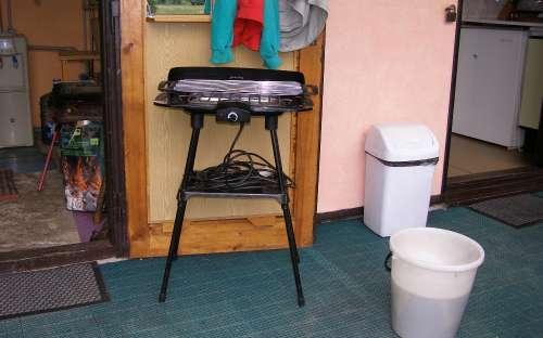Chaty Malý Ratmírov - grilování