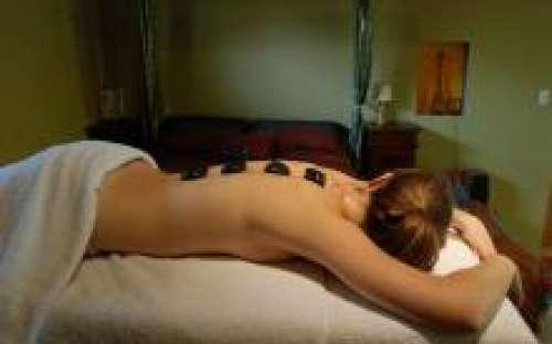 leir og pensjon u Mauritzů - massasje