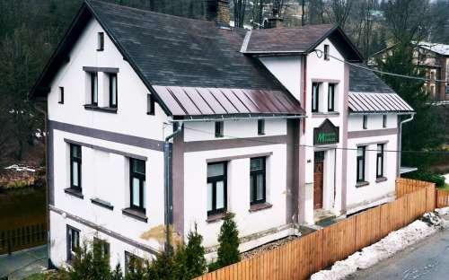 Maxova bouda, loisirs Jizera Mountains, région de Liberec