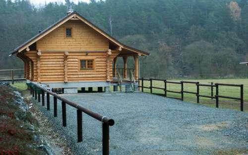 Ubytování u koní, jízdárna, ustájení koní Plzeň