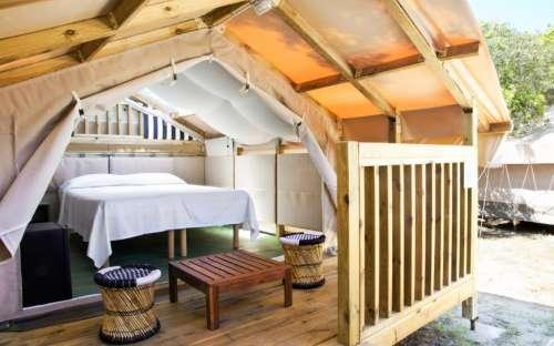 Kemp Santapomata - Stany mini lodge